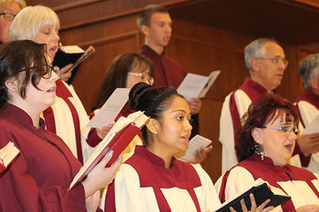 Texas Choral Directors Association honors Corpus Christi Cathedral choirs