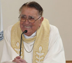 Msgr. Murray celebrates 60 years in the priesthood