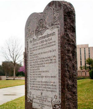 Oklahoma archbishop says ruling on Ten Commandments statue 'concerning'