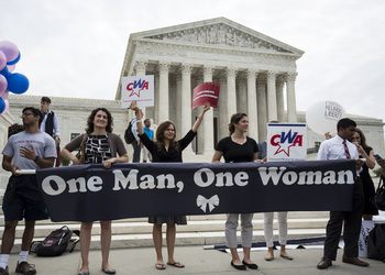 Same-sex marriage ruling settles one legal question, leaves many others