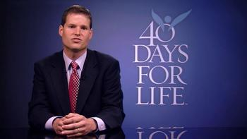 40 Days for Life co-founder featured speaker at 26th annual Celebration for Life dinner