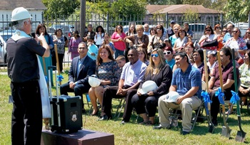 Robstown mission gets new Catechetical Center, Parish Hall