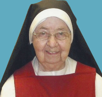 In Memoriam, Sister Mary Anselm Till, IWBS,  <div>  Aug. 23, 1918 – Sept. 7, 2015 </div>