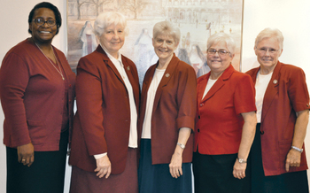 Sisters of the Incarnate Word elect new leadership