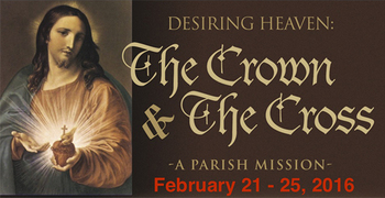 Lenten Mission will be held at St. Elizabeth of Hungary Parish