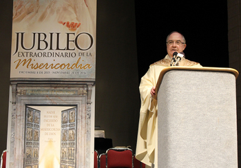 Mercy, family highlight annual Ministry Conference