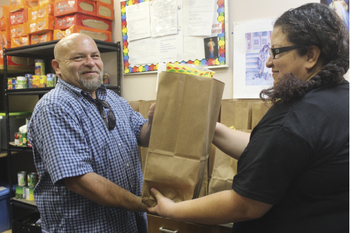 St. Anthony bands together to care for those in need