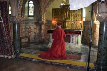 EWTN's new mini-series unveil truth about'The Inquisition'