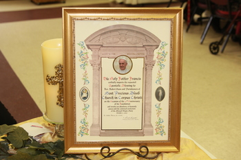 Most Precious Blood celebrates 50 years of serving God