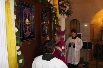 Closing of Holy Doors marks upcoming end of Year of Mercy