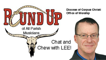 """Chat and Chew with Lee"" <br />Corpus Christi Deanery"