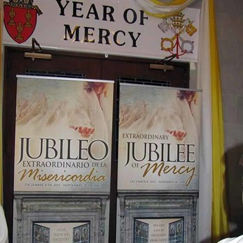 Bishop prays people are more merciful after Year of Mercy