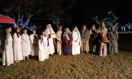 Taft youth group promotes meaning of Christmas