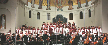 Cathedral Festival Concert 2017 'Magnificat'
