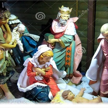 Epiphany Celebration '10 minutes at the Crib'