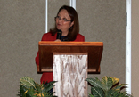 "First Lady of Texas  <br />Cecilia Abbott to receive  <br />""Spirit of Francis Award"""