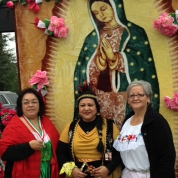 Pilgrims make trek in honor of Our Lady of Guadalupe