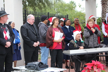 Christmas tradition of giving still strong after 50 years