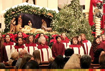 Cathedral Concert Series presents 'The JOY of Christmas!'