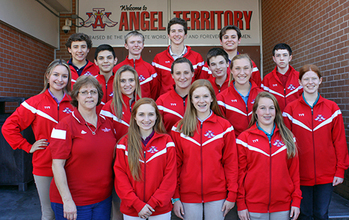 Swim teams place at TAPPS State Swim Championships
