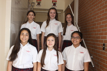 Students advance to state academics competition