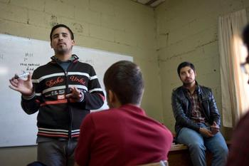 From gangs to God: In Ciudad Juarez, youth express hopes