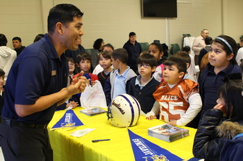 St. Joseph Catholic School students in Alice celebrate Career and Vocations Day