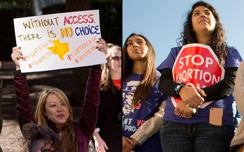 Texas case could define  <br />extent of abortion limits