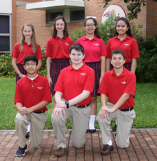 IWA students place at  <br />diocesan science fair held April 9