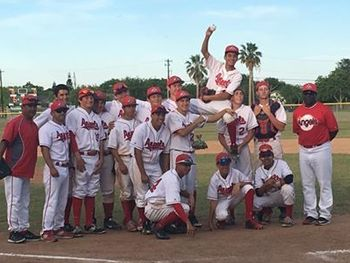 Angels baseball advances to TAPPS Area Playoffs
