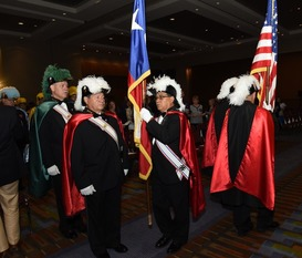 Knights of Columbus hold state convention in Corpus Christi