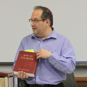 High School students learn  <br />about religions of the world