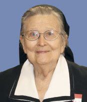 Sister Dorothy counts every year of her life a blessing