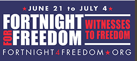 Diocese kicks off Fortnight for Freedom with June 21 talk