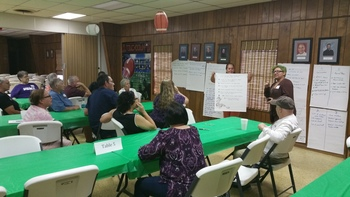 St. John hosts ministry leadership training
