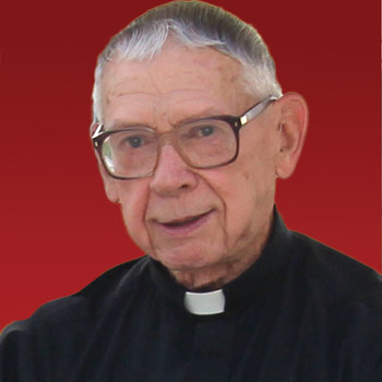 Father Michael Burke  <div>  enters into eternal life </div>