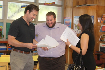 IWA welcomes elementary level families to open house