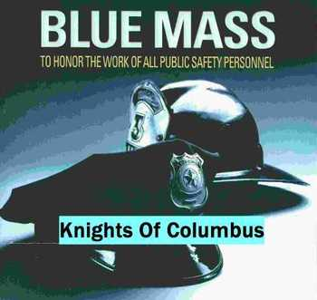 KCs host annual Blue Mass in Mathis on Saturday, Sept. 17