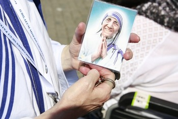 Spirit of St. Teresa is alive and well in the Body of Christ