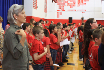 IWBS Foundress and 9/11 attacks remembered