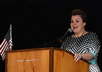 Former Planned Parenthood clinic director speaks at Celebration for Life dinner