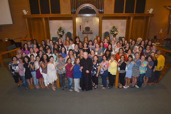 Our Lady of Mount Carmel Parish held ACTS retreat
