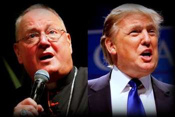 Cardinal Dolan applauds president's policy on life