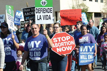 Pro-life rally slated for  <br />Jan. 28 at state Capitol
