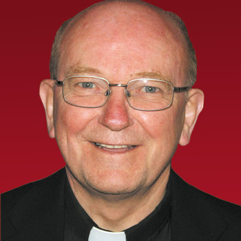Father Michael Brendan Ashe enters eternal life