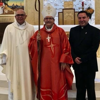 Gutierrez accepted into Rite of Candidacy