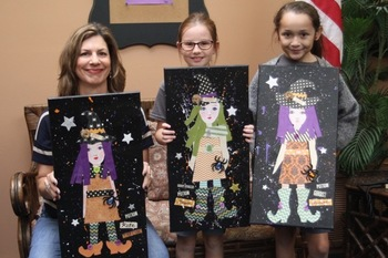 St. Pius school teacher holds art camp