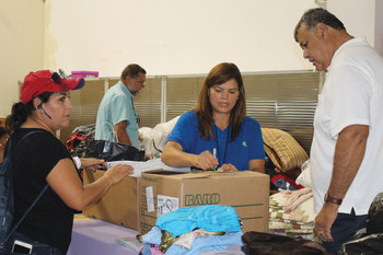 Hurricane relief available from Catholic Charities