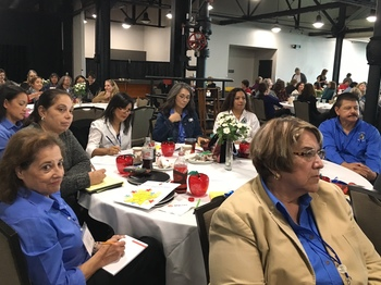 School leaders gather for Professional Development Day