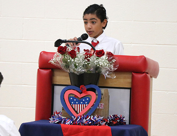 IWA dedicates Mass to Veterans and those on active-duty